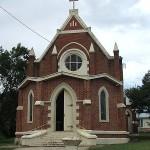 Kawasaki Vulcan Nomad Rohde Trips, St Patrick's Catholic Church, Warialda