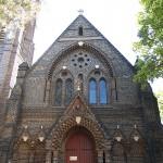 Kawasaki Vulcan Nomad Rohde Trips, Anglican Cathedral, Armidale