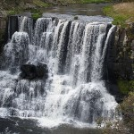 Kawasaki Vulcan Nomad Rohde Trips, Ebor Falls