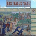 Ben Hall's Wall at Breeza