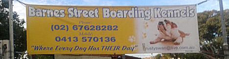 Barnes Street Boarding Kennels