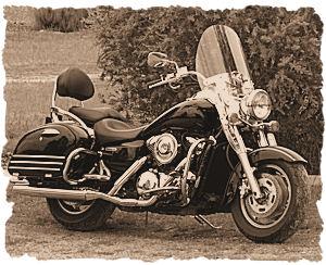 Our 2006 Kawasaki Vulcan Nomad