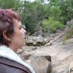 Giggles at Sawn Rocks, Mount Kaputar National Park