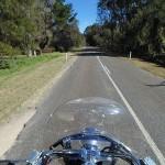 Kawasaki Vulcan Nomad Day Ride_Wollombi Road