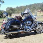 Kawasaki Vulcan Nomad Day Ride_Anzac Reserve
