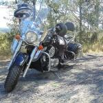 Kawasaki Vulcan Nomad Day Ride_Koolang Observatory