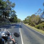 Kawasaki Vulcan Nomad Day Ride_Peats Ridge Road