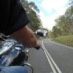 Kawasaki Vulcan Nomad_Frazer Beach Day Ride_Freemans Drive