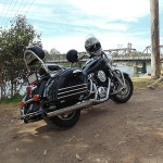 Kawasaki Vulcan Nomad North Arm Cove and Booral Day Ride_ Karuah