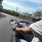 Kawasaki Vulcan Nomad North Arm Cove and Booral Day Ride