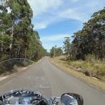 Kawasaki Vulcan Nomad North Arm Cove and Booral Day Ride_Carrington Road