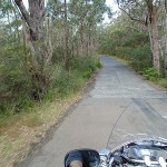 Kawasaki Vulcan Nomad_Frazer Beach Day Ride_Munmorah State Conservation Area