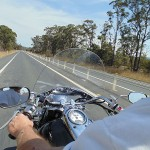 Kawasaki Vulcan Nomad North Arm Cove and Booral Day Ride_Buladelah Way