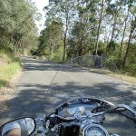 Kawasaki Vulcan Nomad North Arm Cove and Booral Day Ride_Booral Road