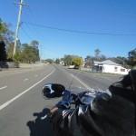 Kawasaki Vulcan Nomad_Putty Road Day Ride_Abermain