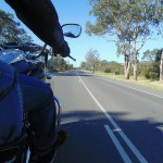 Kawasaki Vulcan Nomad_Putty Road Day Ride_Neath