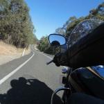 Kawasaki Vulcan Nomad_Putty Road Day Ride_Broke Road