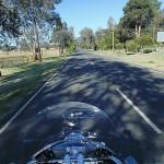 Kawasaki Vulcan Nomad_Putty Road Day Ride_Broke