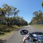 Vulcan Nomad Ride_Mungo Brush, Myall Lakes_Mungo Brush Road