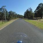 Kawasaki Vulcan Nomad_Putty Road Day Ride_Milbrodale Road