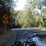 Kawasaki Vulcan Nomad_Putty Road Day Ride_Wisemans Ferry Road
