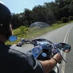 Kawasaki Vulcan Nomad_Putty Road Day Ride_George Downes Drive