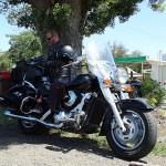Kawasaki Vulcan Nomad QLD Rohde Trip_Woodburn