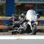 Kawasaki Vulcan Nomad QLD Rohde Trip_Pacific Highway,Woodburn