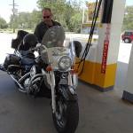 Kawasaki Vulcan Nomad QLD Rohde Trip_Halfway Creek, Pacific Highway