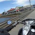 Kawasaki Vulcan Nomad QLD Rohde Trip_Pacific Highway, Macksville