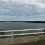 Kawasaki Vulcan Nomad QLD Rohde Trip_Manning River, Pacific Highway