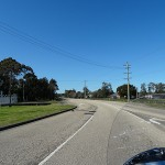 Boat Harbour Whale Day Ride_Nelson Bay Road
