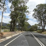 Inland Day Ride_Cessnock Road
