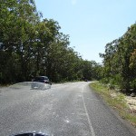 Birubi Point Day Ride_Nelson Bay Road