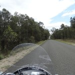 Inland Day Ride_Wallaby Scrub Road