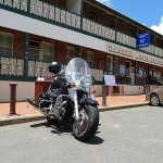 Stroud Day Ride_Central Hotel, Stroud_Kawasaki Vulcan Nomad_Chris Rohde
