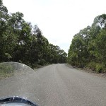 Australia Day Ride_Detour off George Booth Drive